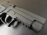 Sig Sauer P226 with Night Sights 9mm - 4 of 8