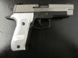Sig Sauer P226 Platinum Elite Stainless 9mm - 2 of 8