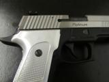 Sig Sauer P226 Platinum Elite Stainless 9mm - 7 of 8
