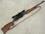1990 Remington Model 7600 Pump-Action .243 Win. Satin Walnut - 2 of 10