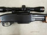 1990 Remington Model 7600 Pump-Action .243 Win. Satin Walnut - 8 of 10