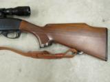1990 Remington Model 7600 Pump-Action .243 Win. Satin Walnut - 3 of 10