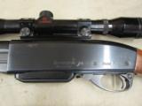 1990 Remington Model 7600 Pump-Action .243 Win. Satin Walnut - 4 of 10