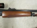 1990 Remington Model 7600 Pump-Action .243 Win. Satin Walnut - 9 of 10