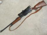 1990 Remington Model 7600 Pump-Action .243 Win. Satin Walnut - 1 of 10
