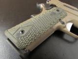 Sig Sauer Carry Scorpion FDE 1911 .45 ACP 1911CAR-45-SCPN - 6 of 8