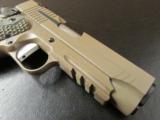 Sig Sauer Carry Scorpion FDE 1911 .45 ACP 1911CAR-45-SCPN - 8 of 8
