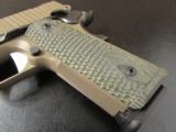 Sig Sauer Carry Scorpion FDE 1911 .45 ACP 1911CAR-45-SCPN - 3 of 8