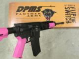 DPMS Panther Oracle AR-15 5.56 NATO MagPul Pink - 5 of 7