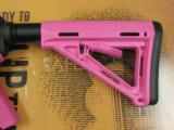 DPMS Panther Oracle AR-15 5.56 NATO MagPul Pink - 4 of 7