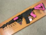 DPMS Panther Oracle AR-15 5.56 NATO MagPul Pink - 1 of 7