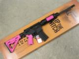 DPMS Panther Oracle AR-15 5.56 NATO MagPul Pink - 2 of 7