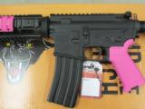 DPMS Panther Oracle AR-15 5.56 NATO MagPul Pink - 3 of 7