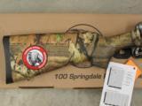 Savage Model 220 Camo/Stainless 20 Ga Slug Gun - 8 of 8