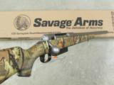 Savage Model 220 Camo/Stainless 20 Ga Slug Gun - 7 of 8