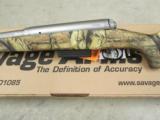 Savage Model 220 Camo/Stainless 20 Ga Slug Gun - 3 of 8