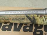 Savage Model 220 Camo/Stainless 20 Ga Slug Gun - 4 of 8