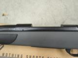 Weatherby Vanguard Series 2 Blued Synthetic .30-06 SPRG VGT306SR40 - 4 of 8