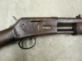 1893 Colt Lightning Rifle Pump-Action .32-20 Win. - 10 of 13