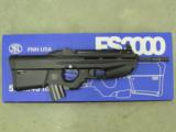 FNH-USA FN FS2000 Tactical Black Bull-Pup 5.56 NATO - 1 of 11