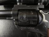 1986 Ruger Blackhawk Bisley .41 Magnum with Leupold M8-2X - 1 of 11