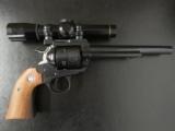 1986 Ruger Blackhawk Bisley .41 Magnum with Leupold M8-2X - 2 of 11