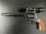 1986 Ruger Blackhawk Bisley .41 Magnum with Leupold M8-2X - 3 of 11