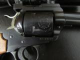 1986 Ruger Blackhawk Bisley .41 Magnum with Leupold M8-2X - 5 of 11