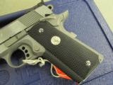 Colt Gold Cup Trophy Stainless 1911 .45 ACP O5070X - 4 of 9