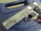 Colt Gold Cup Trophy Stainless 1911 .45 ACP O5070X - 6 of 9