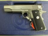 Colt Gold Cup Trophy Stainless 1911 .45 ACP O5070X - 2 of 9