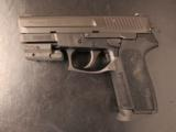 Lighty Used SIG SAUER SP2022 SA/DA .40 S&W with Laser - 1 of 7