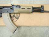 M+M, Inc. US/Romanian AK-47 Desert Tan 7.62X39mm - 5 of 8