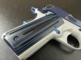 Kimber Sapphire Ultra II Special Edition Officer's Size1911 9mm - 8 of 8