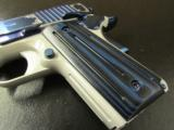 Kimber Sapphire Ultra II Special Edition Officer's Size1911 9mm - 7 of 8