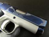 Kimber Sapphire Ultra II Special Edition Officer's Size1911 9mm - 6 of 8