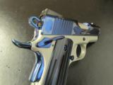 Kimber Sapphire Ultra II Special Edition Officer's Size1911 9mm - 3 of 8