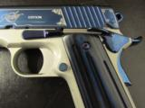 Kimber Sapphire Ultra II Special Edition Officer's Size1911 9mm - 4 of 8