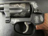 Smith & Wesson Model 442 Centennial AirWeight Engraved .38 Special - 4 of 10