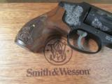 Smith & Wesson Model 442 Centennial AirWeight Engraved .38 Special - 3 of 10