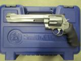 Smith & Wesson Model 460XVR 8 3/8