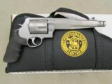 Smith & Wesson Model S&W500 Compensated Hunter .500 Smith & Wesson 170299 - 1 of 9