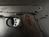 Kimber Custom II Black with Walnut Grips 1911 .45 ACP - 3 of 8