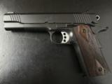 Kimber Custom II Black with Walnut Grips 1911 .45 ACP - 4 of 8