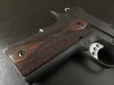 Kimber Custom II Black with Walnut Grips 1911 .45 ACP - 7 of 8