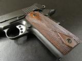 Kimber Custom II Black with Walnut Grips 1911 .45 ACP - 5 of 8