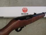 Ruger 10/22 Semi-Auto .22 LR Carbine Hardwood Stock 1103 - 6 of 6