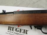 Ruger 10/22 Semi-Auto .22 LR Carbine Hardwood Stock 1103 - 4 of 6