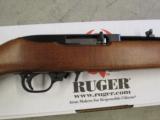 Ruger 10/22 Semi-Auto .22 LR Carbine Hardwood Stock 1103 - 5 of 6