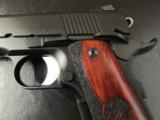 Dan Wesson Guardian Commander-Size 1911 Black 9mm 01985 - 8 of 9